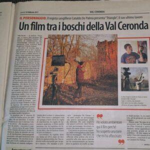 Un film tra i boschi della Val Ceronda